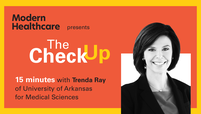 The Check Up: Trenda Ray