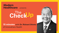 The Check Up: Dr. Richard Shinto