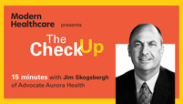 The Check Up: Jim Skogsbergh
