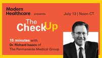 The Check Up: Dr. Richard Isaacs