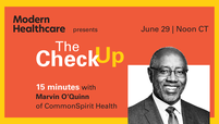 The Check Up: Marvin O'Quinn