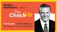 The Check Up: Rick Pollack