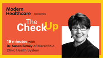 The Check Up: Dr. Susan Turney