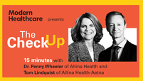 The Check Up: Dr. Penny Wheeler and Tom Lindquist