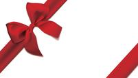 Present bow