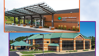 Ascension's St. Mary's Hospital Surgery Center at Towne Centre and Allegheny Health Network's Bethel Park surgery center