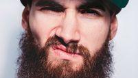A man with a long beard.