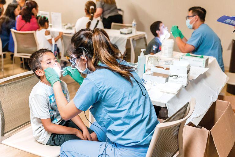 School nurses, health service corps part of $7.4B virus plan