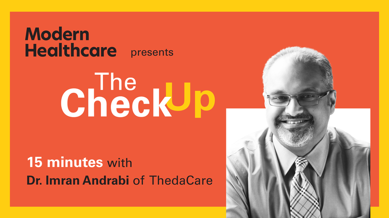 The Check Up: Dr. Imran Andrabi