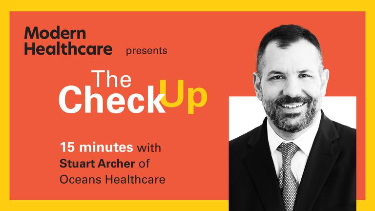 The Check Up: Stuart Archer