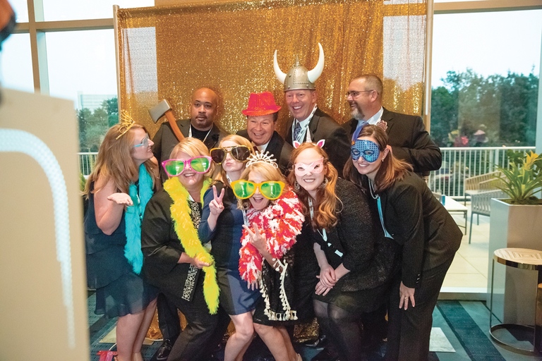 Best Places to Work in Healthcare Most Spirited Table