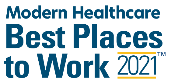 Modern Healthcare Best Places to Work 2021