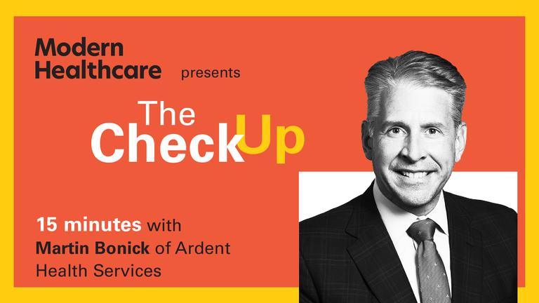 The Check Up: Martin Bonick