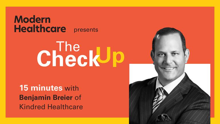 The Check Up: Benjamin Breier