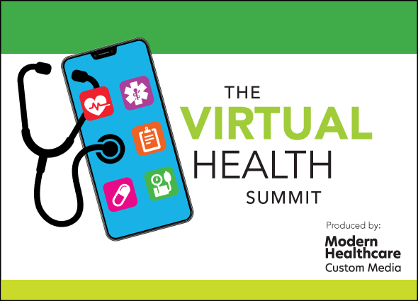 virtual health summit graphic
