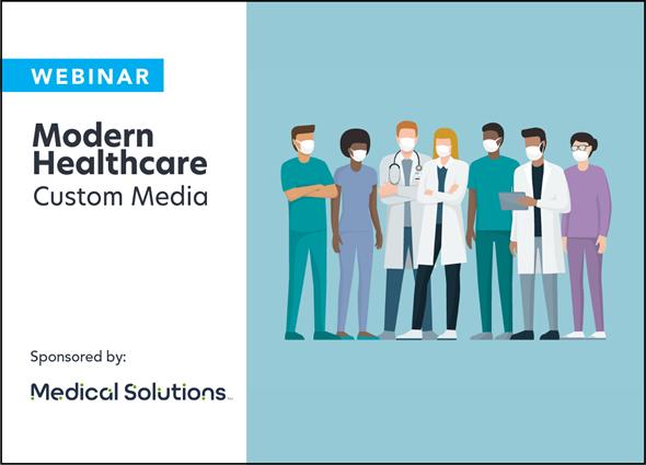 medical solutions logo lockup custom webinar
