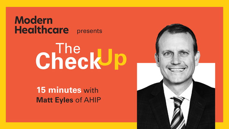 The Check Up: Matt Eyles
