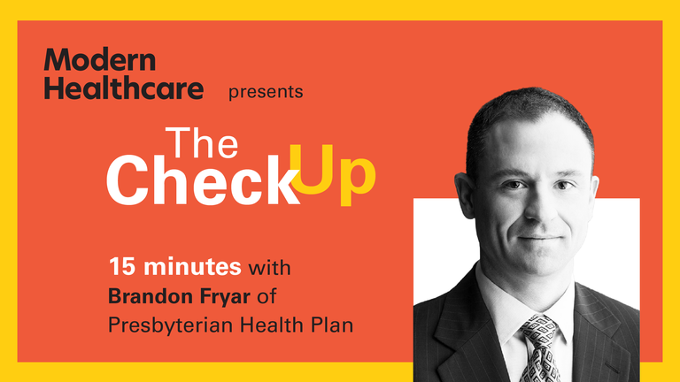 The Check Up: Brandon Fryar