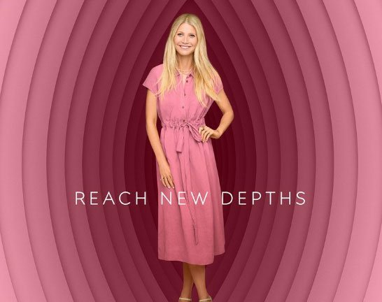 The trailer for Gwyneth Paltrow's Goop Netflix series
