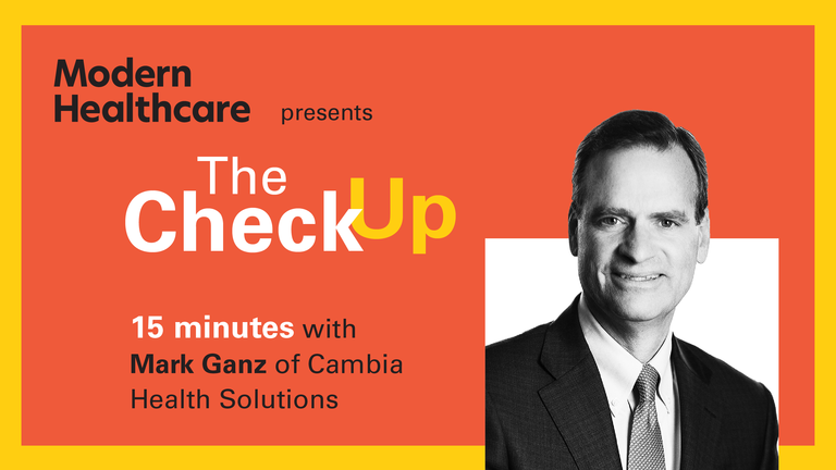 The Check Up: Mark Ganz