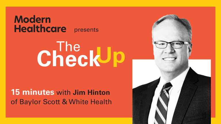 The Check Up: Jim Hinton