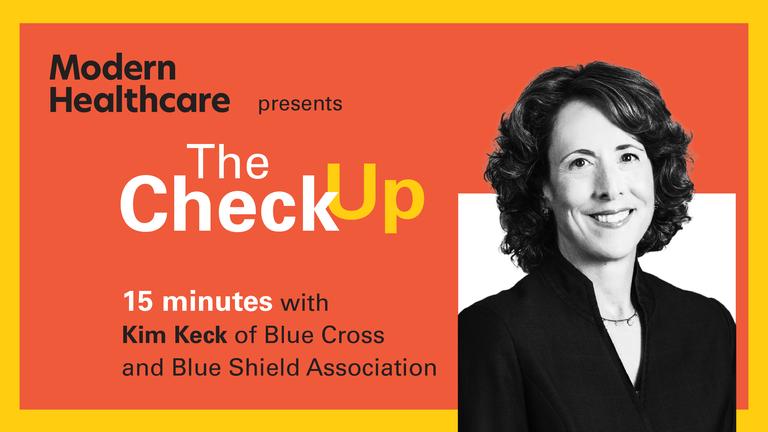 The Check Up: Kim Keck