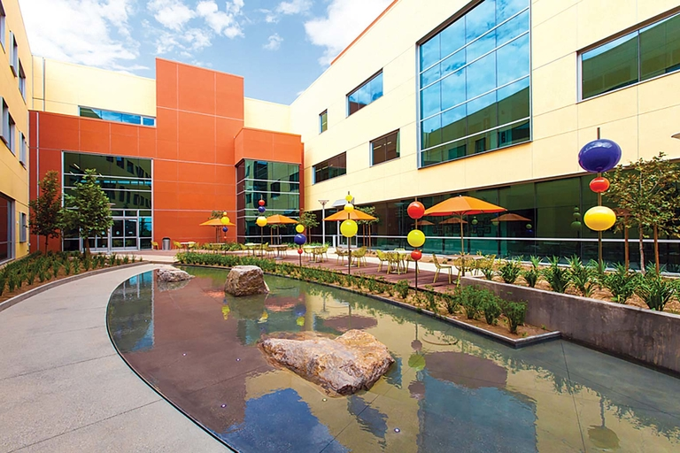 Environmentally Friendly Award: Kaiser Permanente Antelope Valley Medical Offices