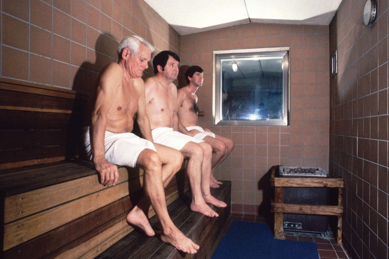 Sauna bathing could curb men's chances for dementia