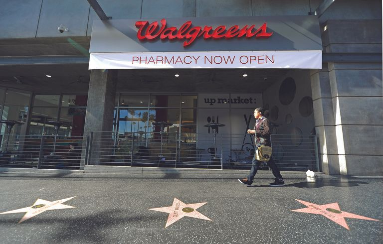Walgreens taps former Rite Aid CEO as president of U.S. unit