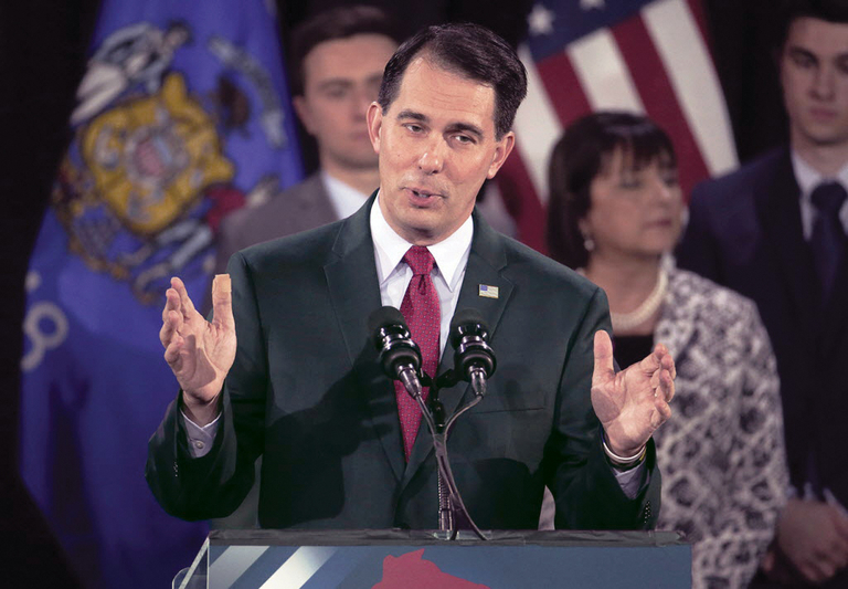 Wisconsin Medicaid proposal includes drug tests, premiums and other regional news