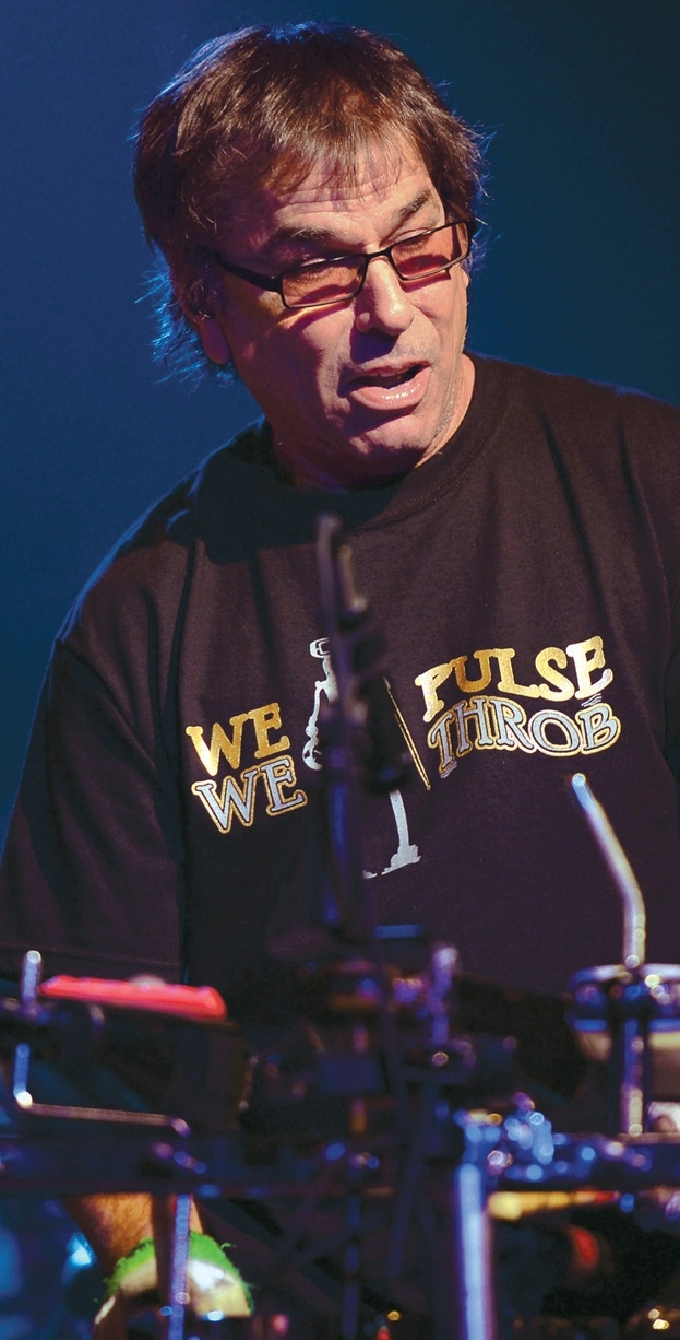 Outliers: Mickey Hart explores the rhythms of the brain