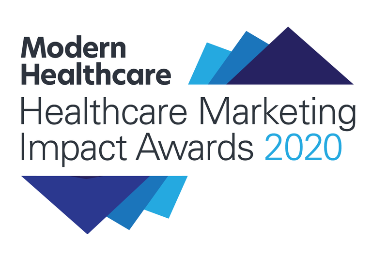 Modern Healthcare Healthcare Marketing Impact Awards 2020