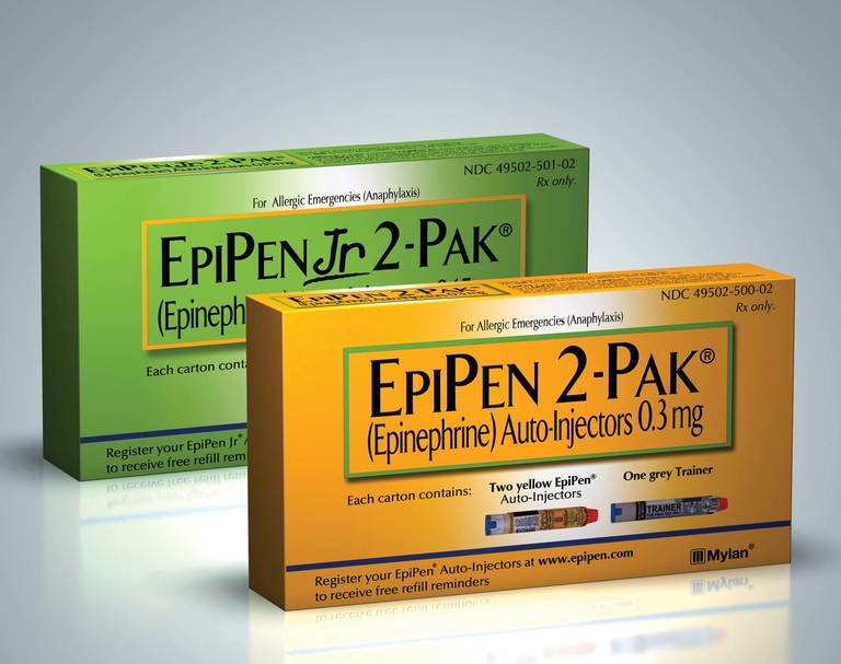 FDA warns of EpiPen device malfunctions