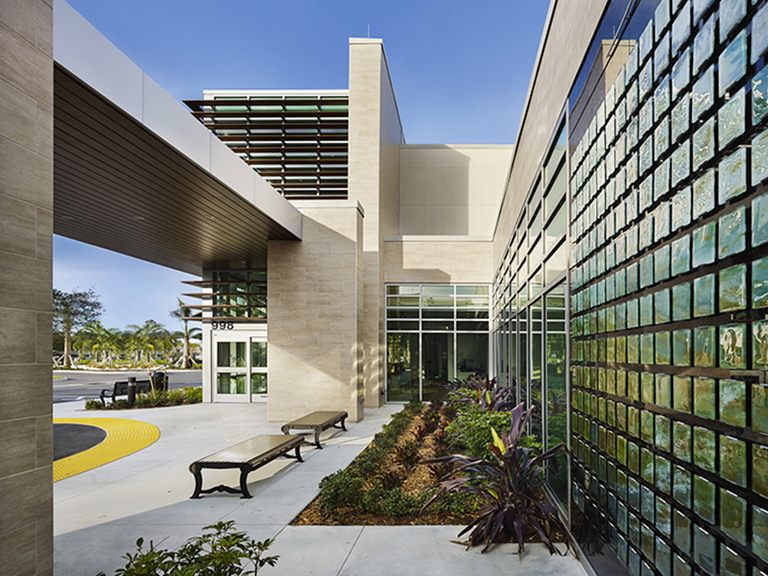 Bronze Award: Indian River Medical Center Scully-Welsh Cancer Center