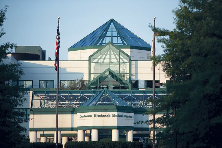 Active shooter reported at New Hampshire's biggest hospital