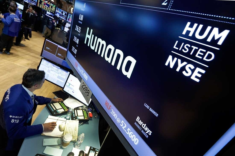 COVID costs push Humana into the red in Q4, losing $274M