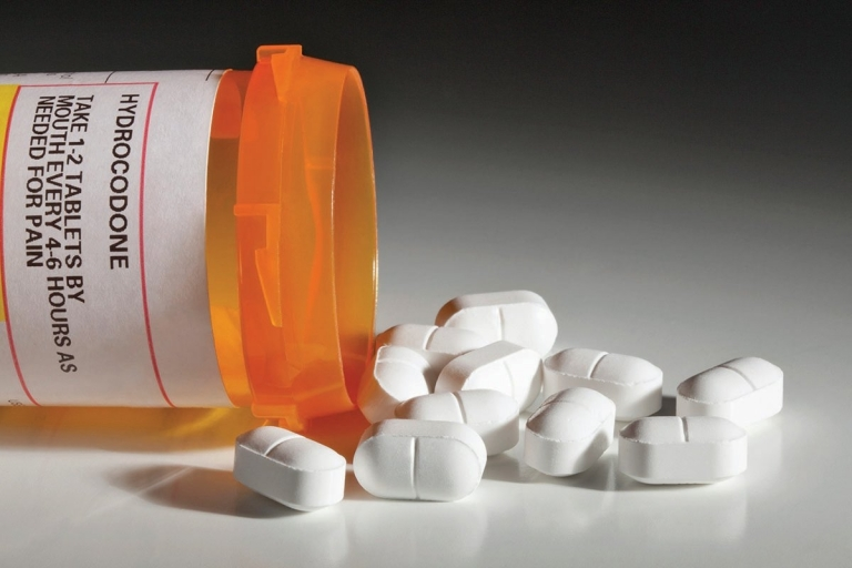 Oklahoma attorney general sues distributors of opioids
