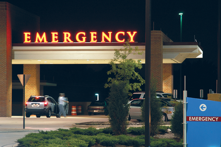 As virus surges in some states, emergency departments swamped