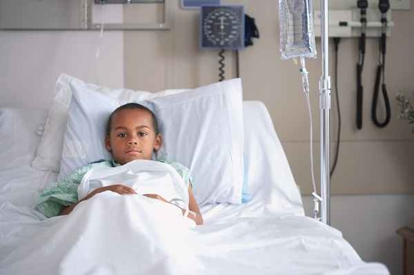 The pandemic is hurting pediatric hospitals, too