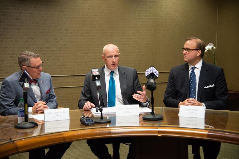 Ochsner, Lafayette General ink merger plan for 33-hospital system