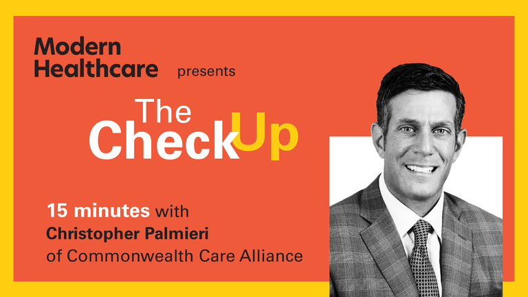 The Check Up: Christopher Palmieri