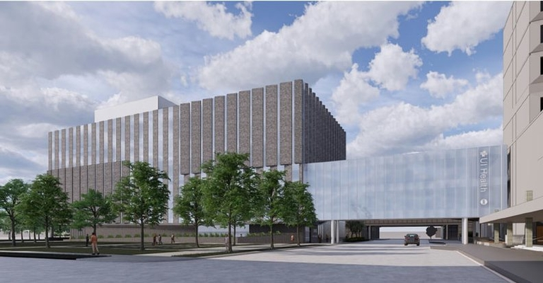 University of Illinois hospital plans $191 million outpatient center