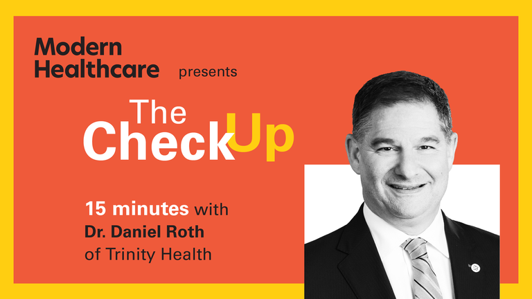 The Check Up: Dr. Daniel Roth