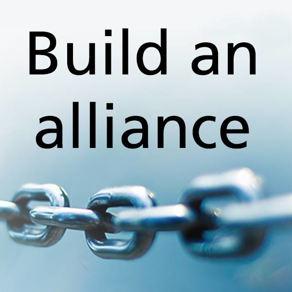 Let's get started: Guidance for building a blockchain alliance
