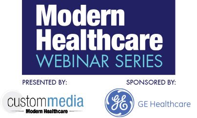 Webinar: Leveraging Health System Partnerships to Advance Growth and Improve Coordinated Care