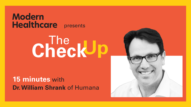 The Check Up: Dr. William Shrank