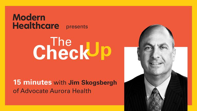 The Check Up: Jim Skogsbergh