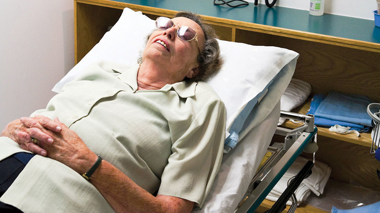 Catering to the elderly in the ED