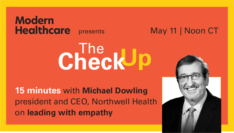 The Check Up: Michael Dowling of Northwell Health
