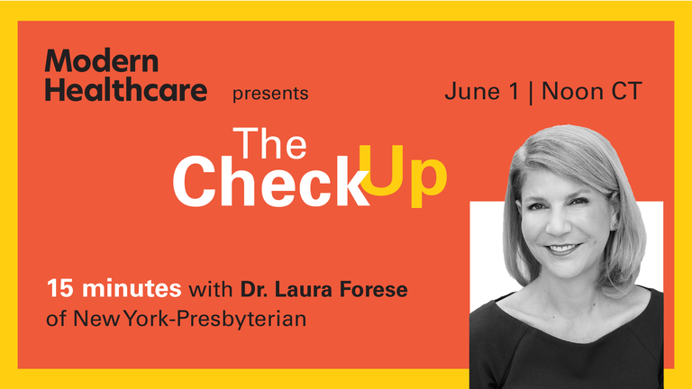 The Check Up with Dr. Laura Forese